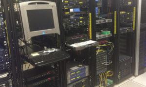 Server Rack setup
